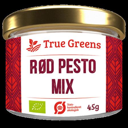 Rød pesto mix
