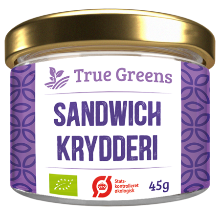 Sandwich krydderi