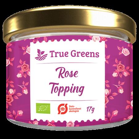 Rose Topping